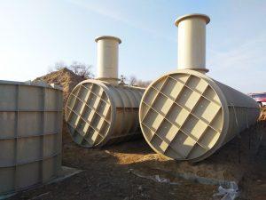 S-Tank емкости для подземной установки