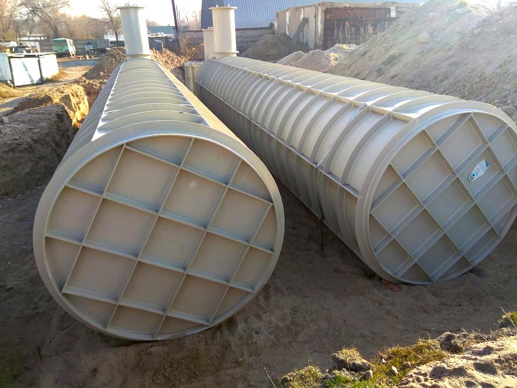 Sky Industrial Group Ёмкости для воды S-Tank 100