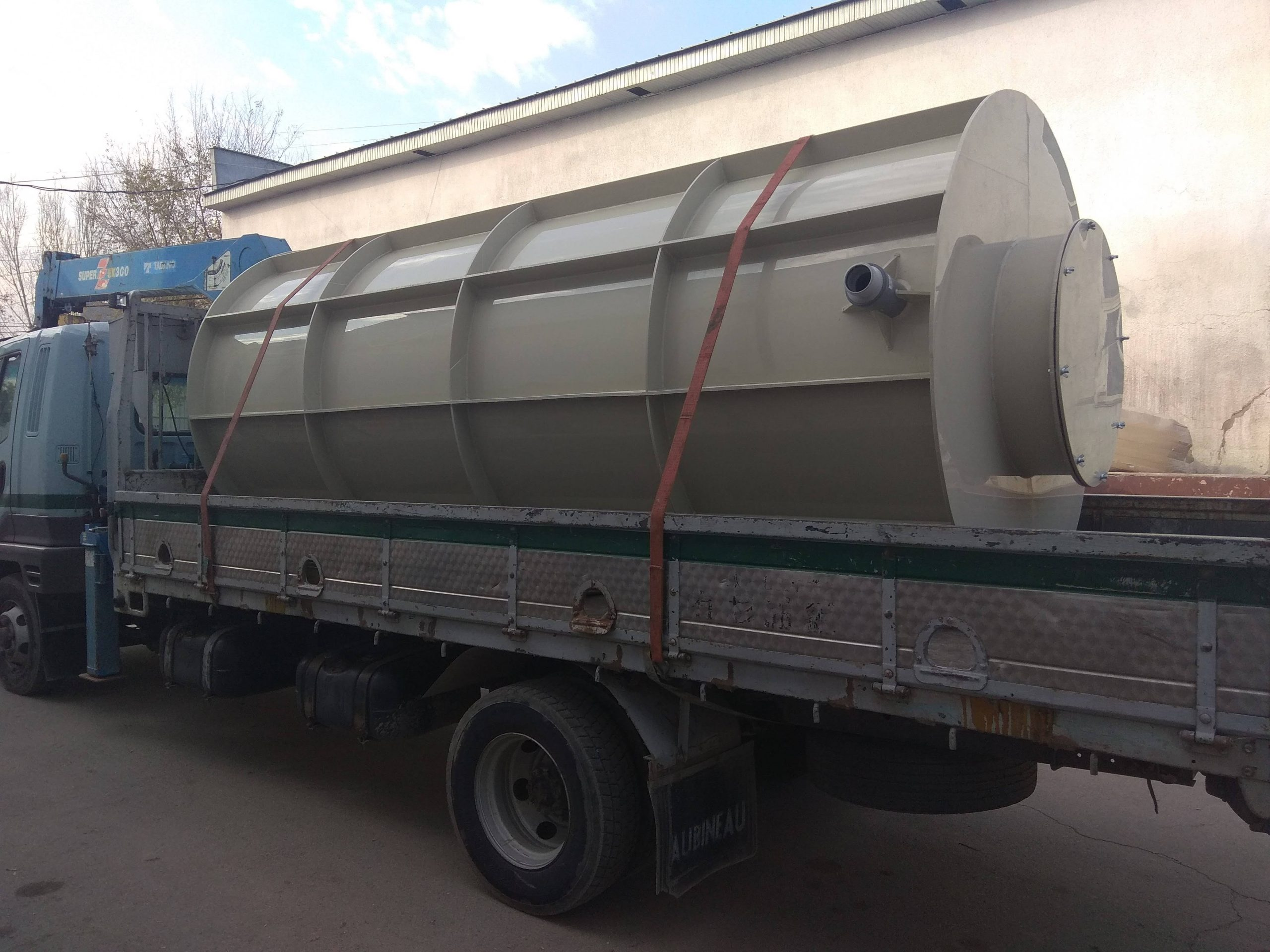 Sky Industrial Group КНС полипропилен