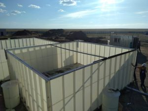 Sky Industrial Group Накопительные емкости и резервуары S-Tank