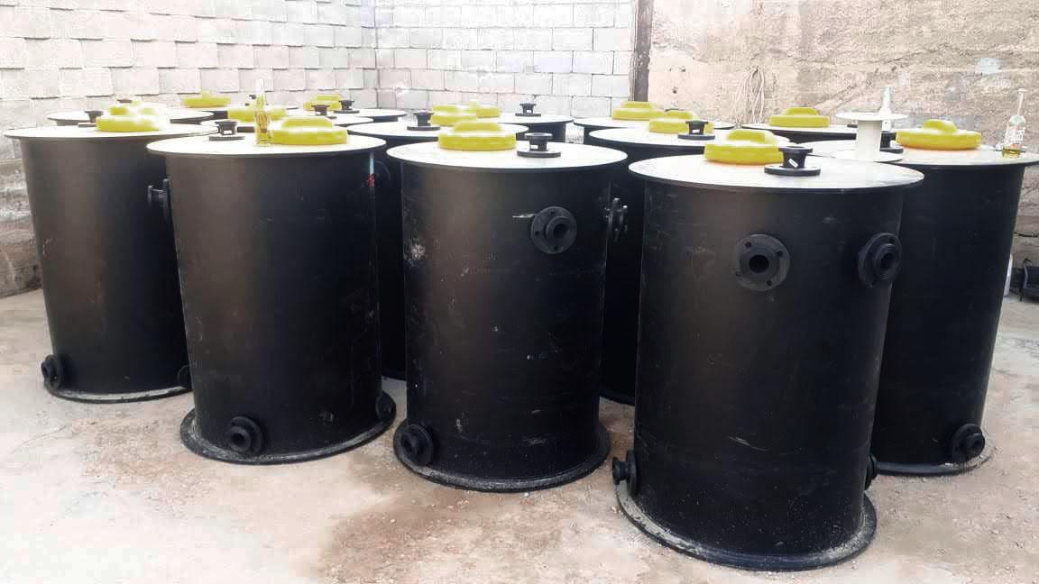 Sky Industrial Group Ёмкости для кислоты S-tank chem