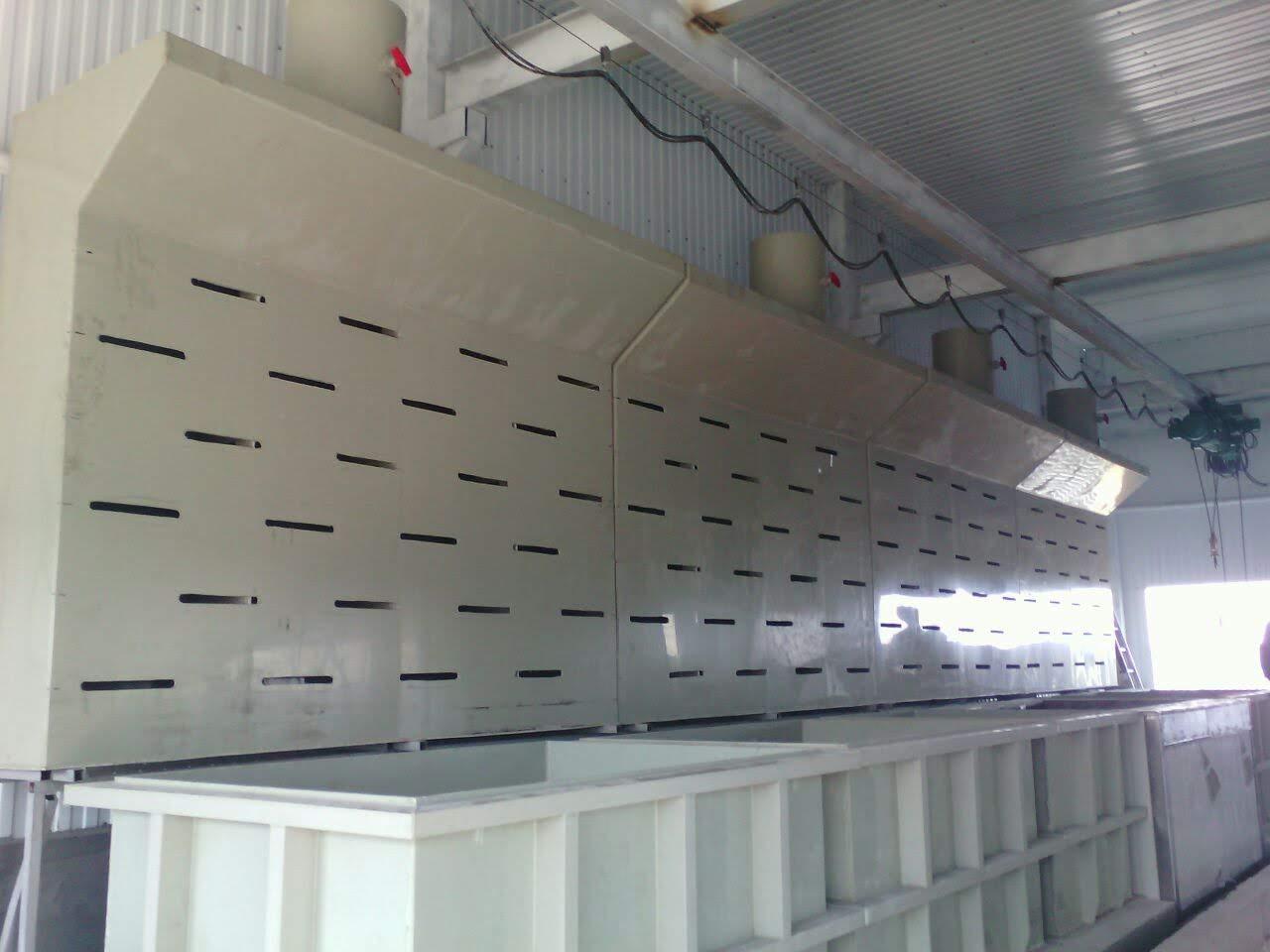 Sky Industrial Group вентиляция из полипропилена
